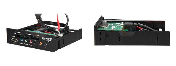 —Trinity: The Build - Built-in SD Card Reader & 3 Port USB Hub Mod for the CustoMac Mini 2011 (3/6)