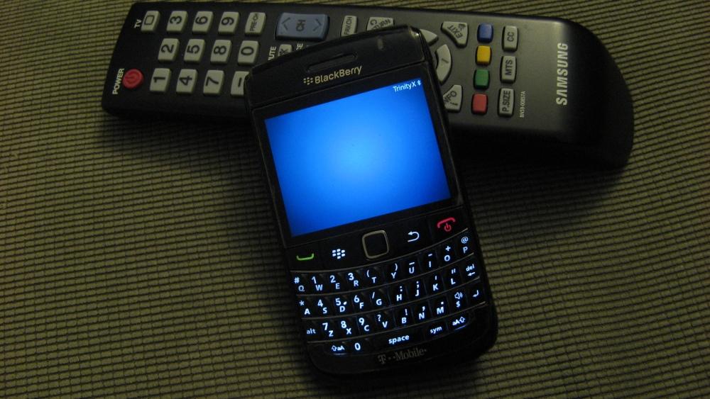 —Controlling your HTPC with a BlackBerry via BlackBerry Bridge (Windows, OS X, Ubuntu, Android, & PS3) (1/2)
